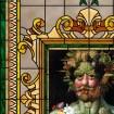 Le vitrail, Giuseppe Arcimboldo