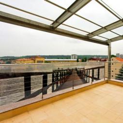 Brise-vue pour le balcon Noirmoutier