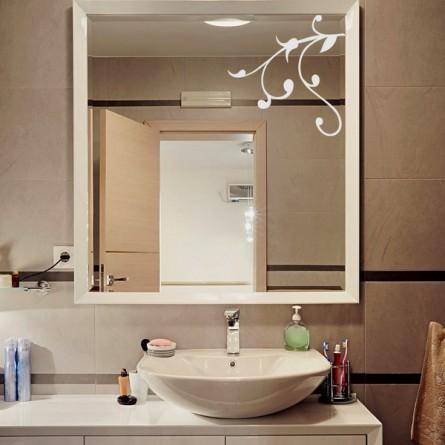sticker pour miroir emballage soign livraison rapide. Black Bedroom Furniture Sets. Home Design Ideas