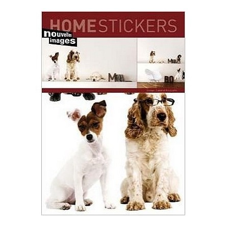 Stickers-Chiens de compagnie