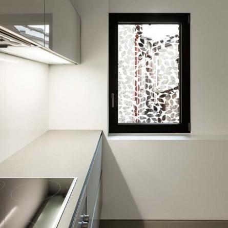 film occultant feuille paillet e une nouveaut. Black Bedroom Furniture Sets. Home Design Ideas