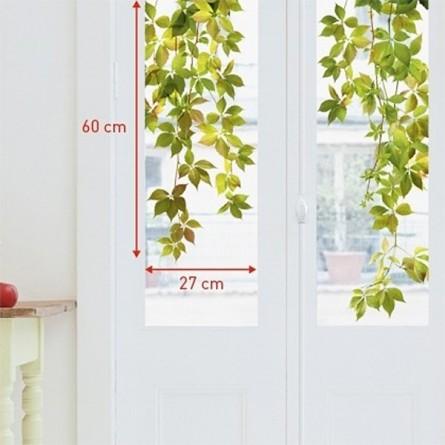 Stickers lectrostatiques pour vitres pose facile for Stickers fenetre opaque