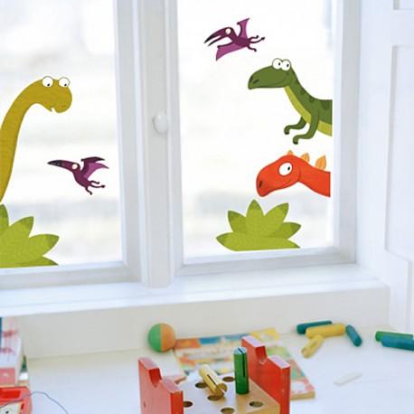 Stickers dinosaure