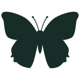 Marquage de signalisation, papillon-lot de 3