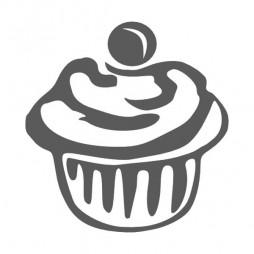 Marquage de sécurité, cake sucré-lot de 3