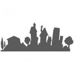 Déco intérieur, profil ville
