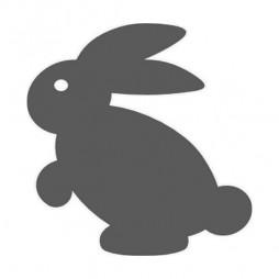 Adhésifs de signalisation, lapin-lot de 3