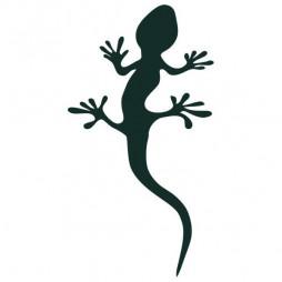 Marquage des vitres, gecko-lot de 9