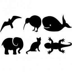 Les animaux rigolos