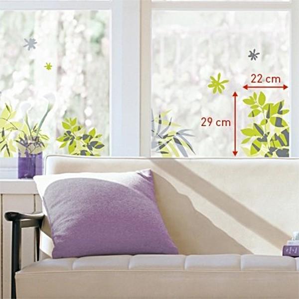 Stickers électrostatiques pour vitres et miroirs